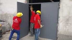 Instalacion, mantenimiento de puerta CORTAFUEGO en san borja, surco, san isidro, la molina, miraflores, lima, callao